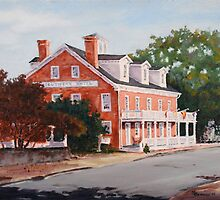 Southern Hotel - Ste Genevieve by MIKE DEVANEY