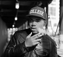 Chance The Rapper by MustBeNice