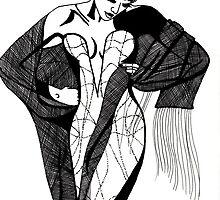 Lady With Shawl by emilydennis11