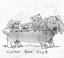 Tuesday Book Club by Matt Mawson