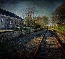 Kilmainham Station by EmvandeBee