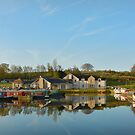 Auchinstarry Marina,Kilsyth,Scotland by Jim Wilson