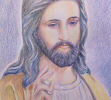 Jesus Christ by terezadelpilar~ art & architecture