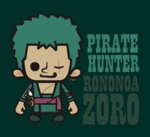 One Piece - Pirate Hunter Rononoa Zoro [New World Edition] by Sandy W