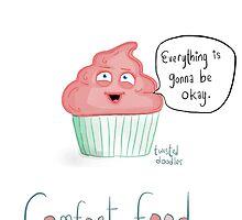 Comfort food by twisteddoodles