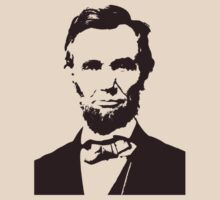 Abraham Lincoln Portrait by Machinations