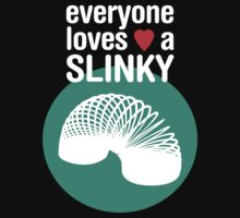 Slinky! [WHITE TEXT] by Styl0