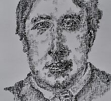 Mr. Oscar Wilde  by Katie  McNeice
