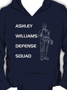 Mass Effect - Ashley Williams Defense Squad T-Shirt