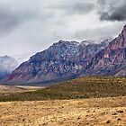 Red Rock Canyon by Jim Stiles