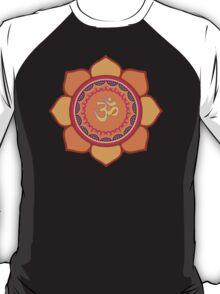 Lotus Om Symbol T-Shirt