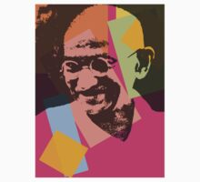 Pop Art Ghandi by mindofpeace