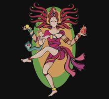 Shiva Shakti by mindofpeace