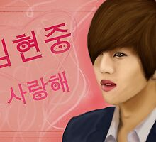 Kim Hyun Joong by kpoplace