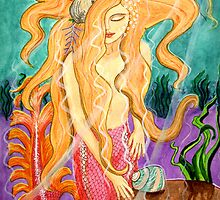 Sanibel Siren by CarolOchs