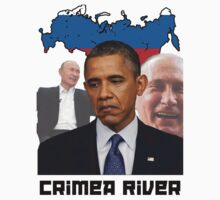 Crimea River - Inspire by Crimea by Frogpen