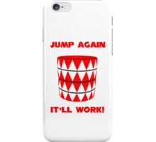 The Barrel in Carnaval Night iPhone Case/Skin