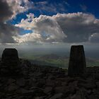 Slieve Gullion Summit by Adrian McGlynn
