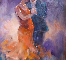 The Tango – Ballet & Dance Art Gallery by Ballet Dance-Artist