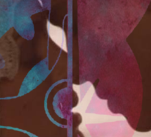 Anakin & Padme Sticker