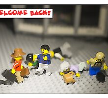 Welcome Back! by Bean Strangeways