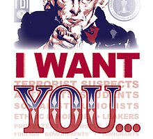 Uncle Sam Wants You... Watched by Mike Smith