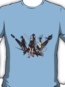 Maka, Death the Kid, Black Star T-Shirt