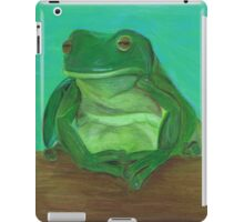 Lazing By The Pool iPad Case/Skin