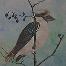 'KOOKABURRA' by jansimpressions