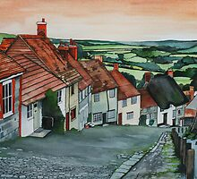 Shaftesbury by samcannonart