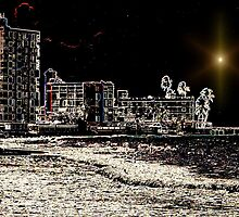 City Lights by surrealism2