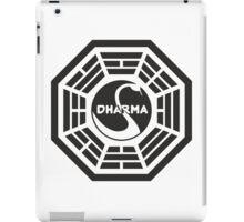Lost - Dharma Initiative: The Swan iPad Case/Skin