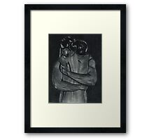 arrested Framed Print