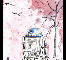 Romantic R2D2 by drknice