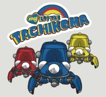 My Little Tachikoma by Michi Donaho