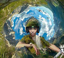 Aeronaut's Den by Juan Manuel Molleví