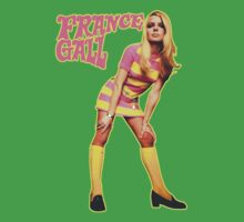 FRANCE GALL T-Shirt by horrorkid