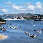 Conwy  Harbour   North Wales by 29Breizh33