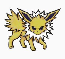 Jolteon by LovelyKouga