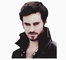 OUAT - Captain Hook by Duha Abdel.