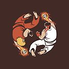 Super Yin-Yang by drawsgood