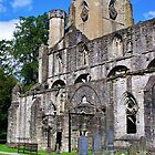 Dunkeld Cathedral (2) by lezvee