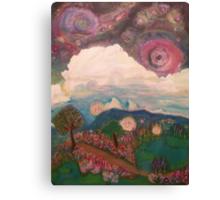 The Sanctuary Canvas Print