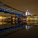 St pauls london by Ian Hufton