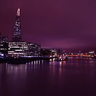 City Lights - London by Ursula Rodgers Photography