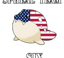 SPHEAL TEAM SIX by swern