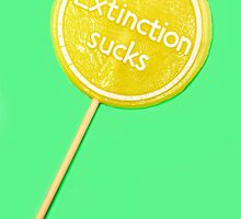 Extinction Sucks by MMPhotographyUK
