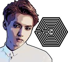 Exo Overdose Kris - Black by kpoplace