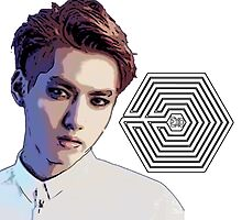 Exo Overdose Kris - White by kpoplace