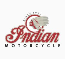 Indian Motorcycle by Matthew Durigon